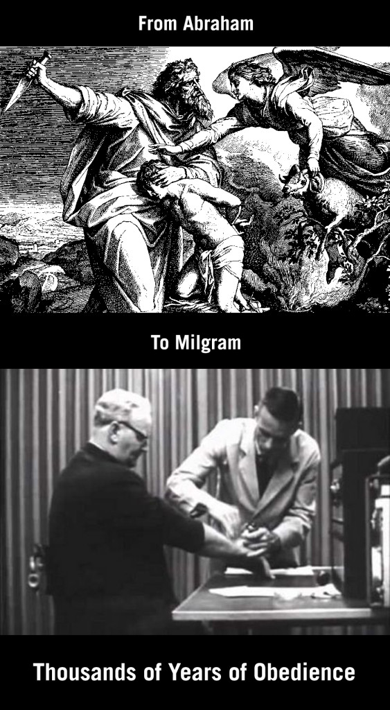 From-Abraham-to-Milgram
