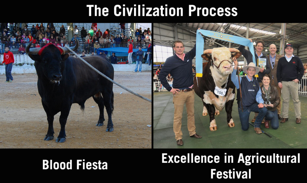 The Civilization Process