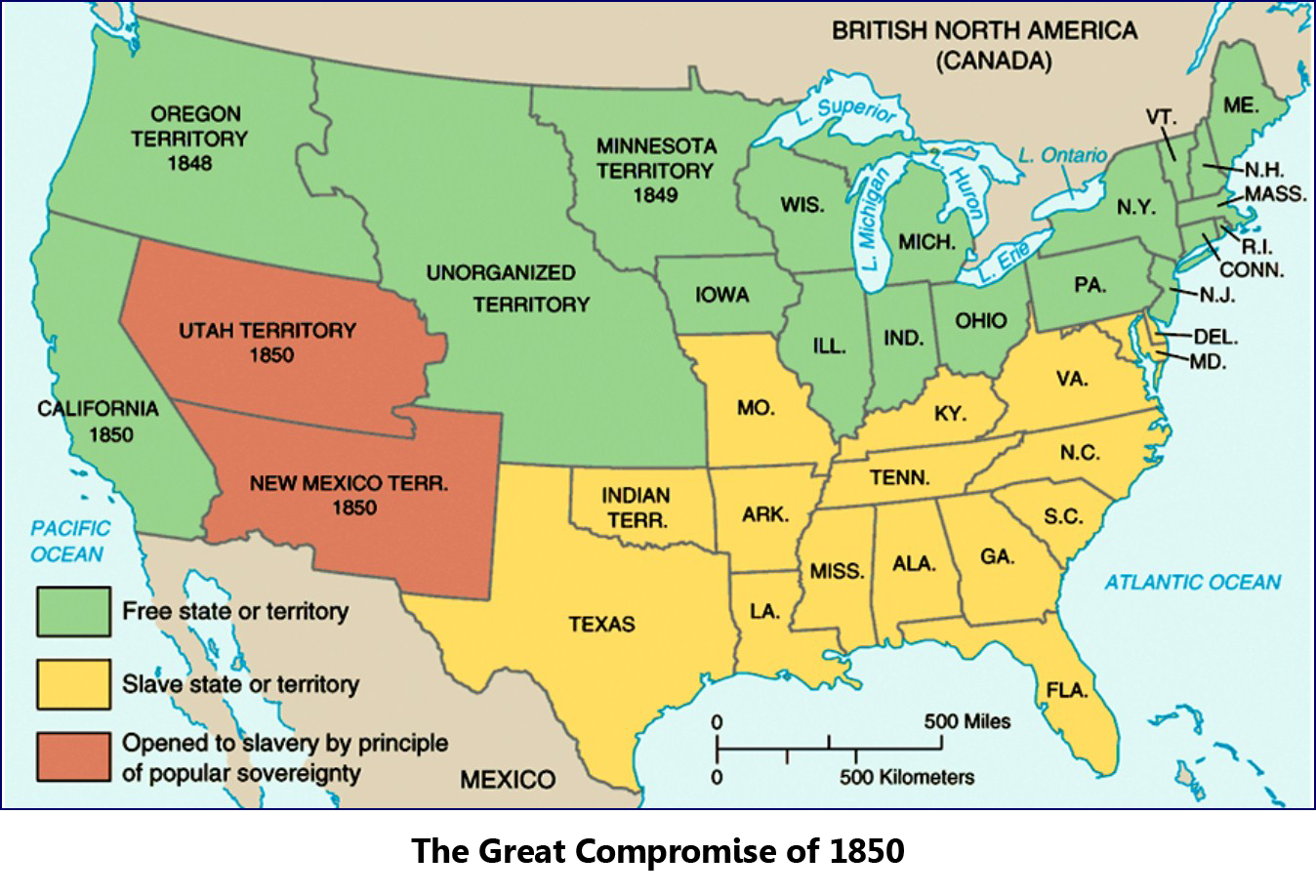 north and south economically in 1820 1850 Start studying sectional differences between the north and south learn vocabulary economic differences between north and south repeals the missouri compromise of 1820 that outlawed slavery north of the 36 30 line.